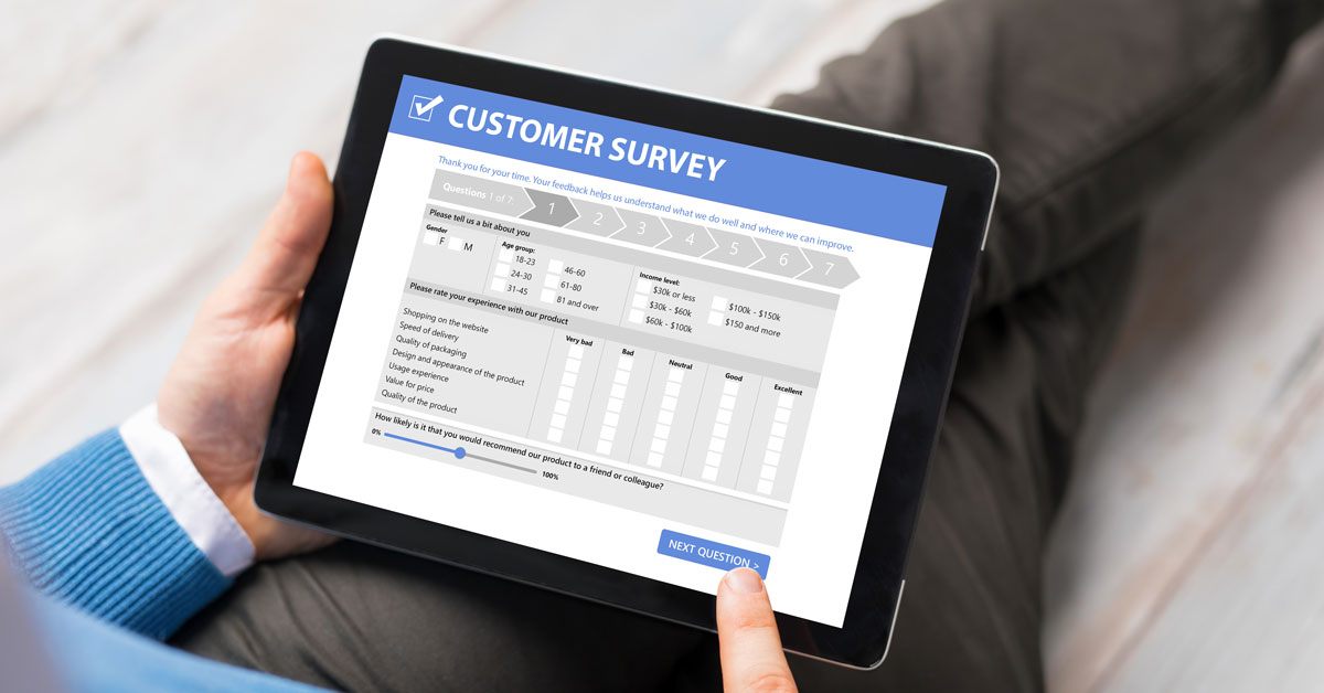 ThirdParty Customer Survey Systems To Consider