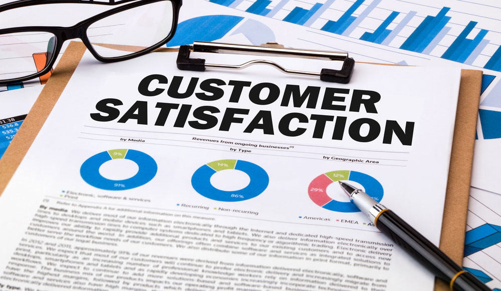 customer satisfaction and quality care in healthcare And the quality of care and patient satisfaction the relationship between employee satisfaction high quality care in which both the customer.