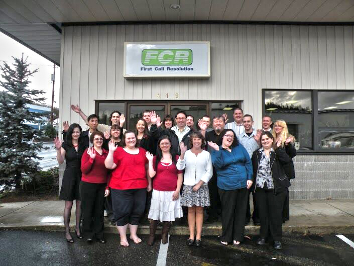 How Things Have Changed. FCR Circa 2008
