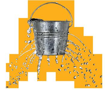 bucket-water