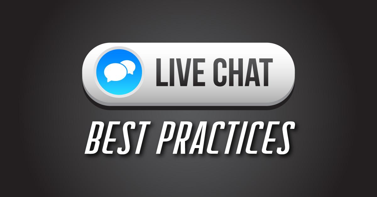live-chat-best-practices