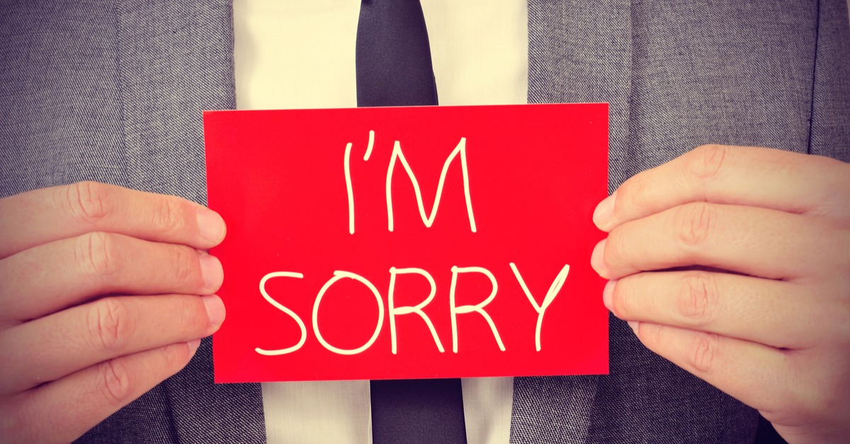 sorryFB